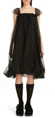 Simone Rocha Tulle Babydoll Dress