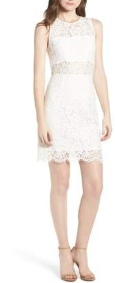 Soprano Lace Sheath Dress