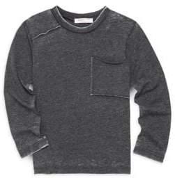 Joah Love Little Boy's& Boy's Burnout Jersey Shirt