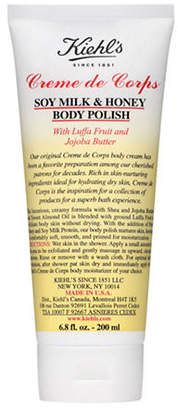 Kiehl's Creme de Corps Soy Milk and Honey Body Polish