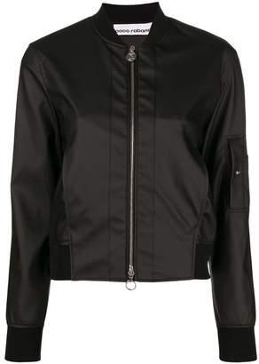 Paco Rabanne classic bomber jacket