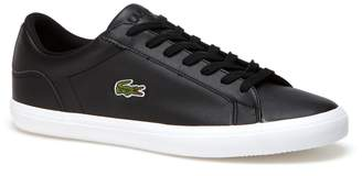 Lacoste Men's Lerond BL Leather Trainer
