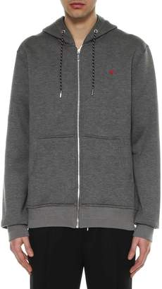 Christian Dior Hoodie With Zipper