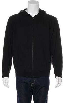Alexander Wang Knitted Zip Sweater