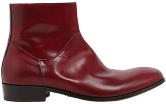 Shoto Leather Ankle Boots