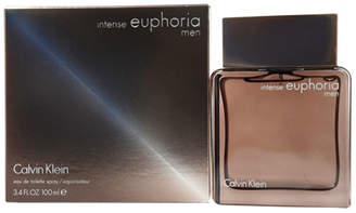 Calvin Klein Euphoria Intense Men's 3.4Oz Eau De Toilette Spray