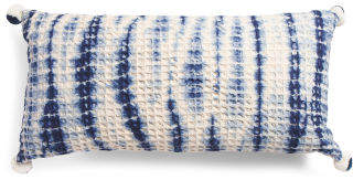 Made In India 14x28 Tie Dye Pillow