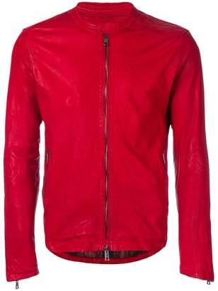Giorgio Brato round-neck zip jacket