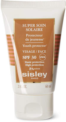 Sisley Paris (シスレー) - Sisley - Paris - Super Soin Solaire Facial Youth Protector SPF30, 60ml