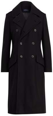 Polo Ralph Lauren Double-Breasted Wool Coat