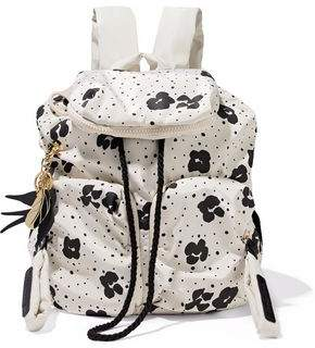 See by Chloe Printed Shell Backpack