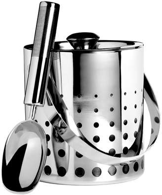 Mikasa Stainless Steel Ice Bucket and Scoop