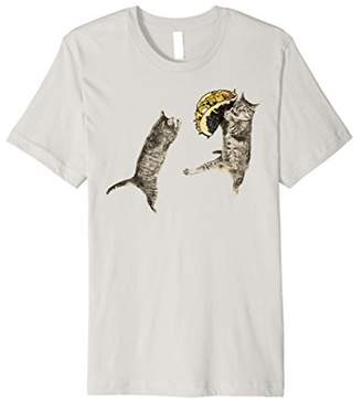 Taco Cat TShirt Cat Taco In Space Funny T-shirt