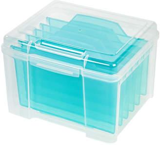 Iris Greeting Card Storage Box