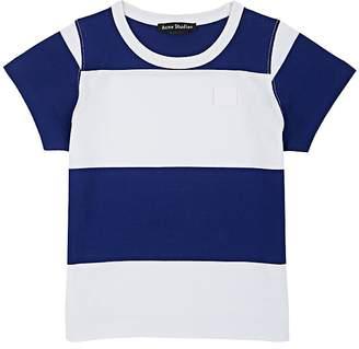 Acne Studios Kids' Striped Cotton Jersey T-Shirt