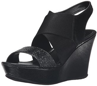 Kenneth Cole REACTION Women's Sole Less 2 Wedge Sandal $21.23 thestylecure.com