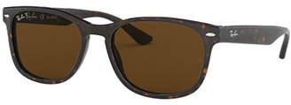 Ray-Ban Men's Polarized Acetate Sunglasses