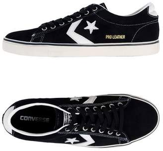 Converse PRO LEATHER VULC OX SUEDE DISTRESSED Low-tops   sneakers e56650a2d