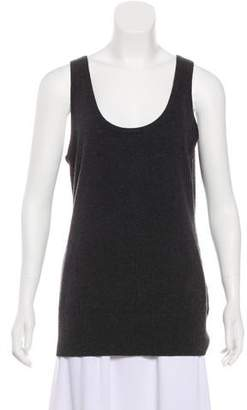 Michael Kors Cashmere Sleeveless Top w/ Tags