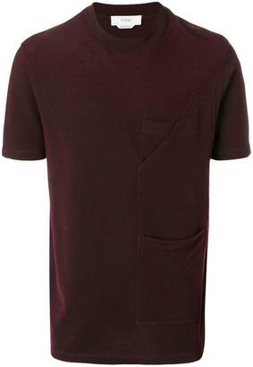 Pringle workwear pocket T-shirt