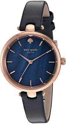 Kate Spade Women's Holland Watch - KSW1157 Navy/Rose Gold