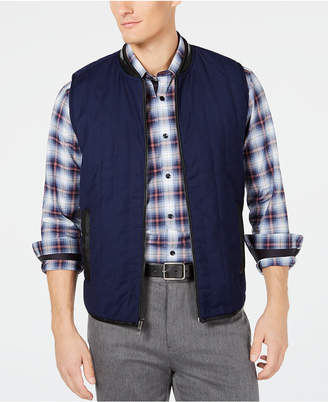 Ryan Seacrest Distinction Men's Quilted Vest