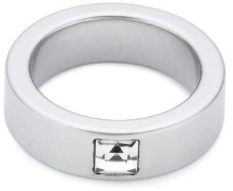 PURE Grey Unisex Ring Stainless Steel EU Size 58 mm No.12057