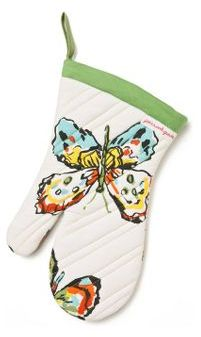 Anthropologie Butterfly Potholders