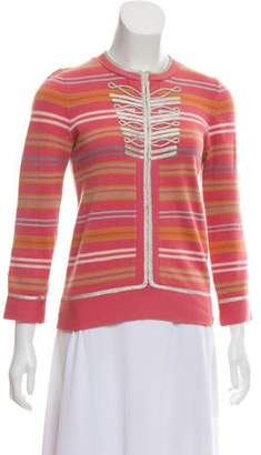 Marc by Marc Jacobs Wool Striped Sweater