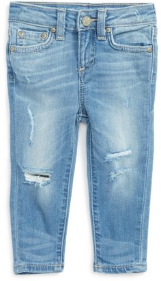 Infant Girl's Ag Ankle Skinny Jeans $59 thestylecure.com