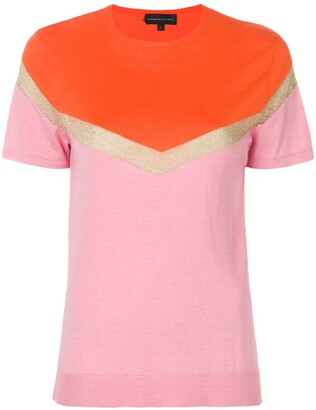 Cashmere In Love Igne knitted top