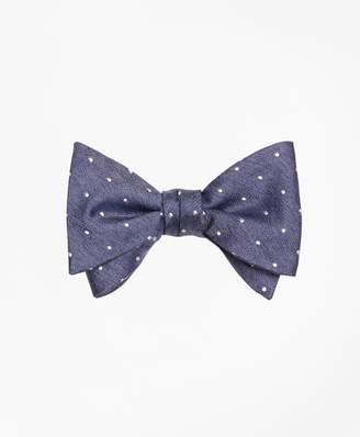 Brooks Brothers Heathered Dot Bow Tie