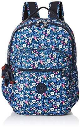 Kipling Seoul GO Bustling Petals Laptop Backpack