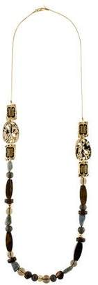 Alexis Bittar Multistone Elements Bead Strand Necklace