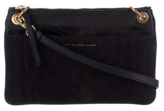 Marc by Marc Jacobs Leather Convertible Crossbody
