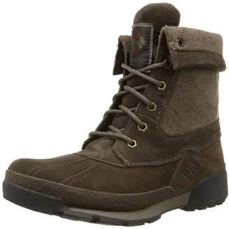 Columbia Bugaboot Original Tall Omni-Heat, Men's Multisport Outdoor Shoes, (Cordovan/ 231), (41 EU)