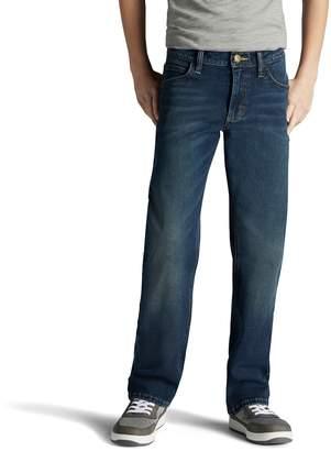 Lee Boys 8-20 Sport Xtreme Comfort Straight-Fit Straight-Leg Jeans