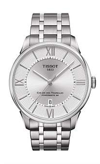 Tissot Silver Watch