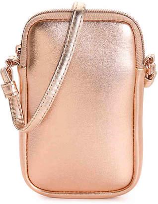 MYTAGALONGS Rose Gold Crossbody Bag - Women's