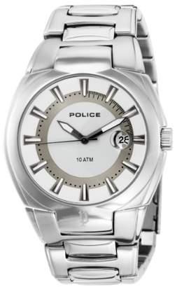 Police Men's PL-12550JS/61M Devote -Tone Dial Watch