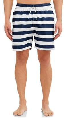 fd092e3738 Kanu Surf Men's Troy Print Short Trunk Swimsuit