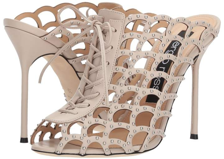 Sergio Rossi - A80240-MFN265 Women's Shoes