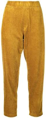 Barena high-waist cropped trousers
