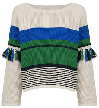 Coohem striped jumper