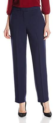 Ruby Rd. Women's Flat Front Easy Stretch Pant