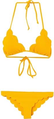 Marysia Broadway String Bikini $285 thestylecure.com