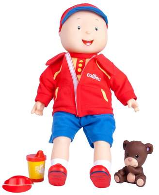 Best Friend Caillou Trilingual Talking Doll