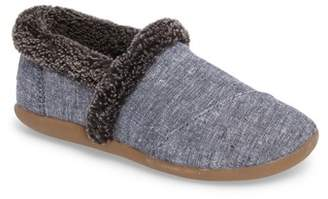 Toms Faux Shearling Lined Slipper (Toddler, Little Kid & Big Kid)