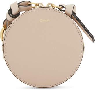 Chloé Alphabet leather coin purse