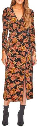 Astr Milena Wrap Dress